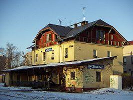 14 1 1874 zahájila rakouská severozápadní dráha önwb provoz na
